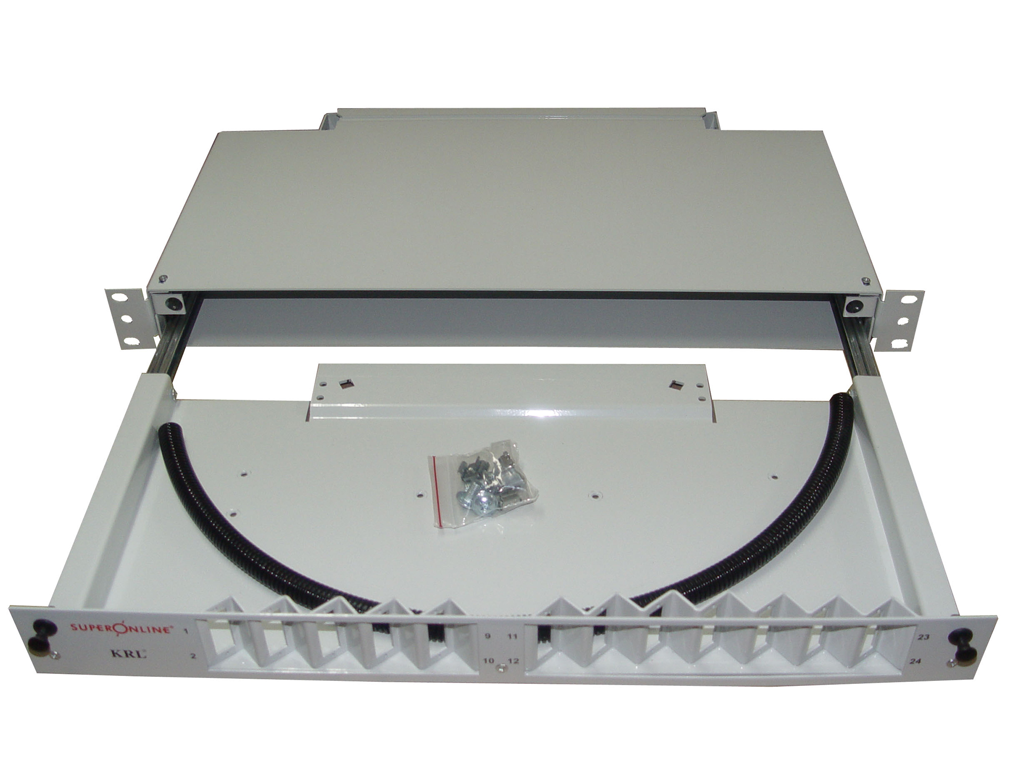 Fiber-Optik-Patch-Panel